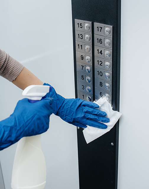 COVID-19 Enhanced Cleaning - BSM Inc