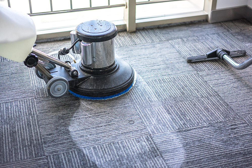 Bay Area Commercial Carpet Cleaning
