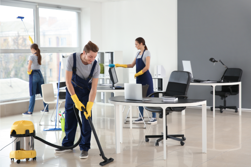 Concord, CA commercial cleaning