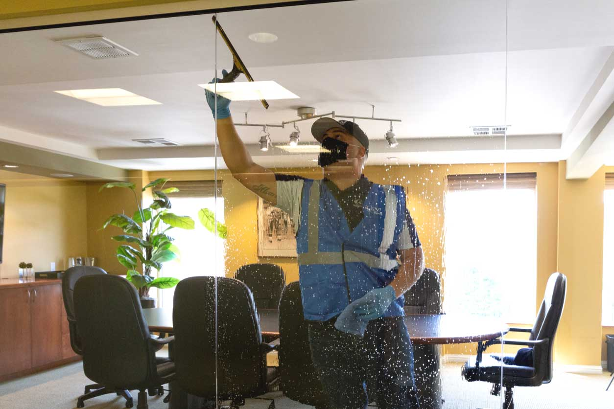 SF Bay Area Commercial Window Washing
