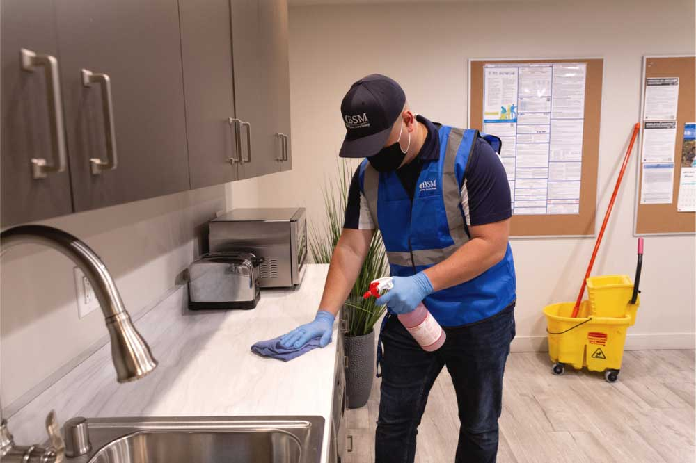 San Francisco Bay Area Janitorial Services